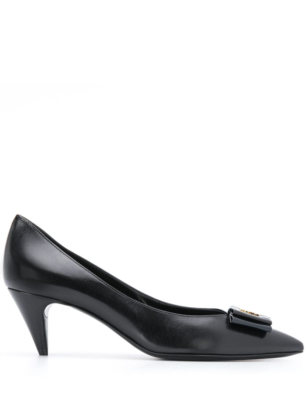 Pierrot Leather Pumps