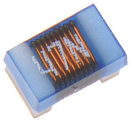 Wurth Elektronik Wurth, WE-KI, 0805A Shielded Wire-wound SMD Inductor with a Ceramic Core, 47 nH Wire-Wound 500mA Idc Q:60 (10)