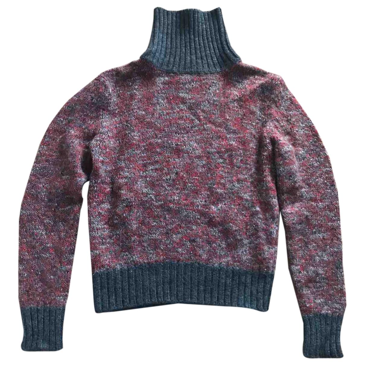 D&g \N Burgundy Wool Knitwear for Women L International