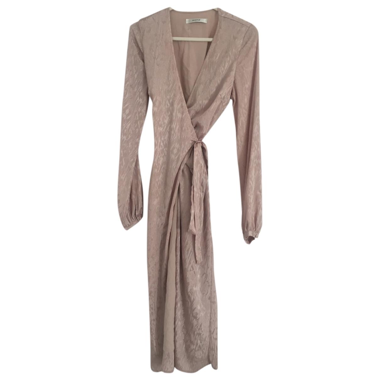 Gestuz \N Gold dress for Women 34 FR