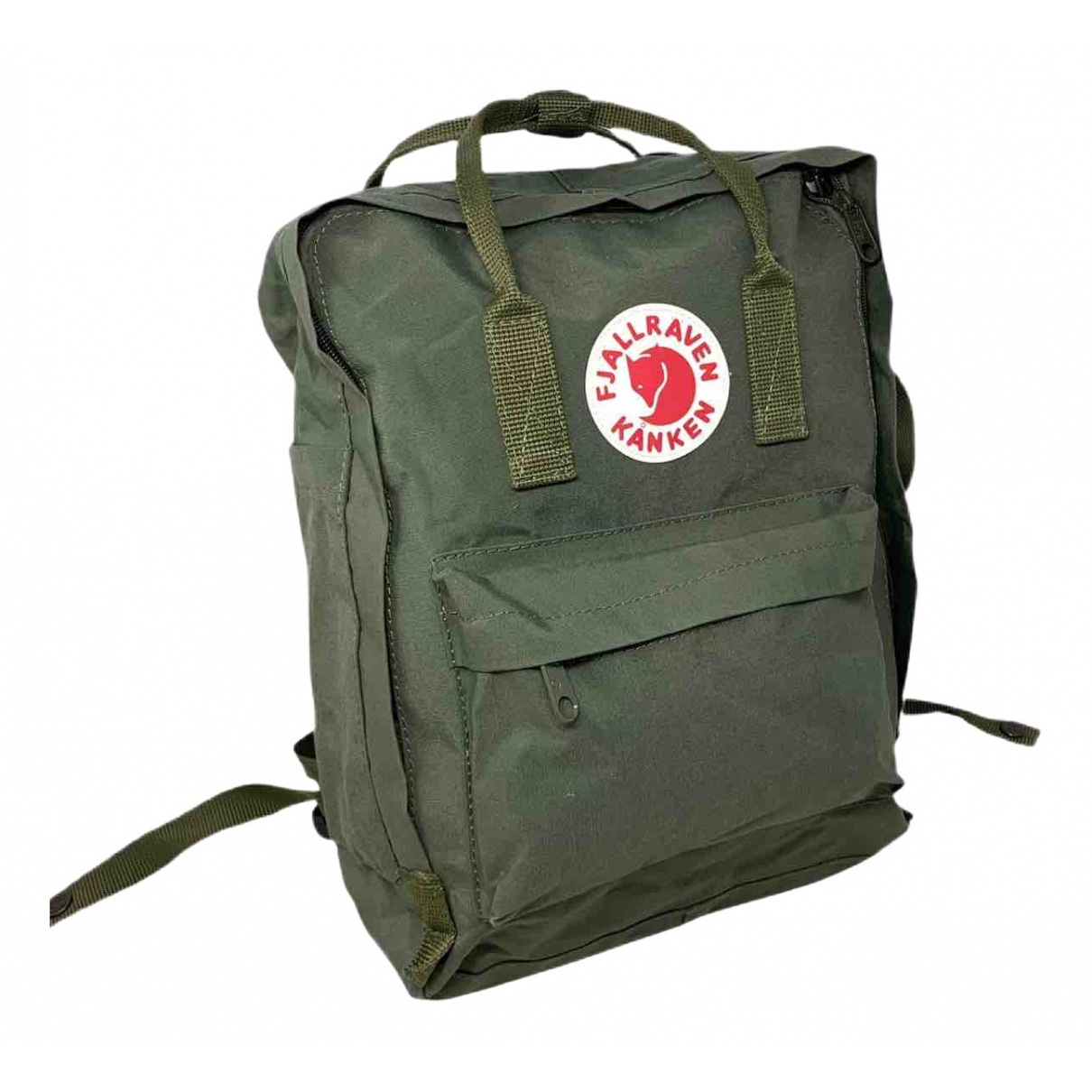 Fjallräven N Khaki Cloth backpack for Women N