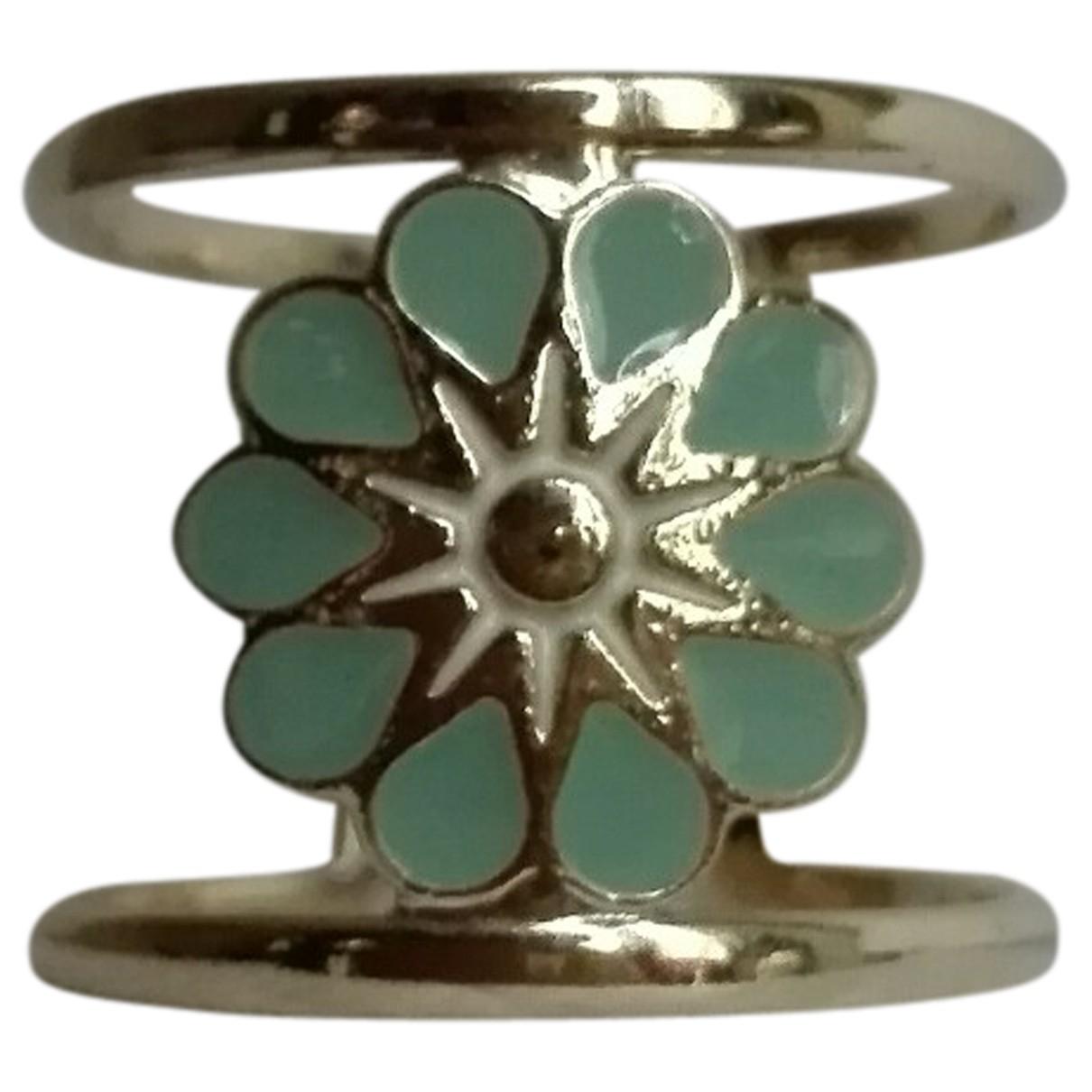 Elie Saab N Gold Metal ring for Women 44 MM