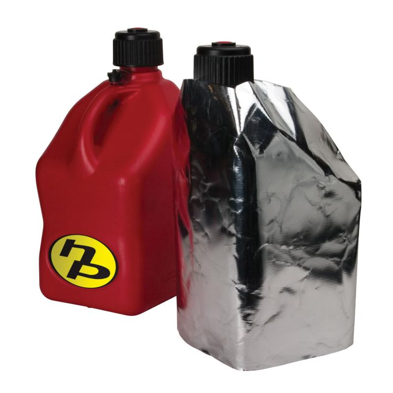 Heatshield Products Gas can heat shields keep your fuel cool, prevent evap, keep fuel in tact