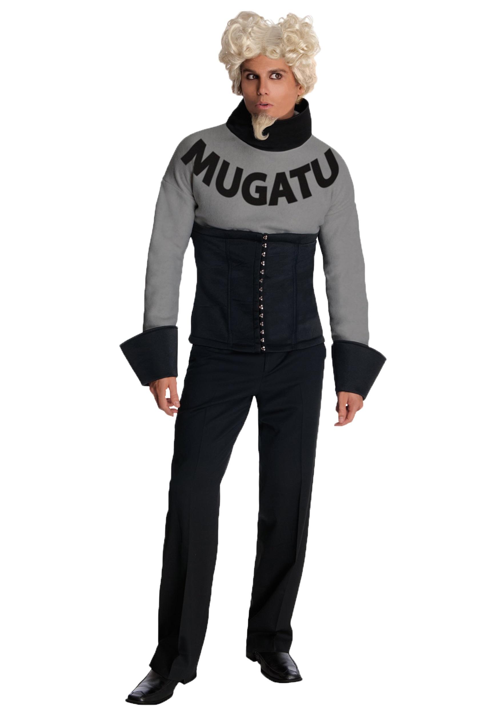 Zoolander Mugatu Costume for Men