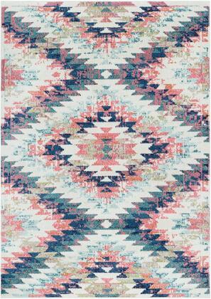 Anika Collection ANI1027-5373 Rectangle 5'3