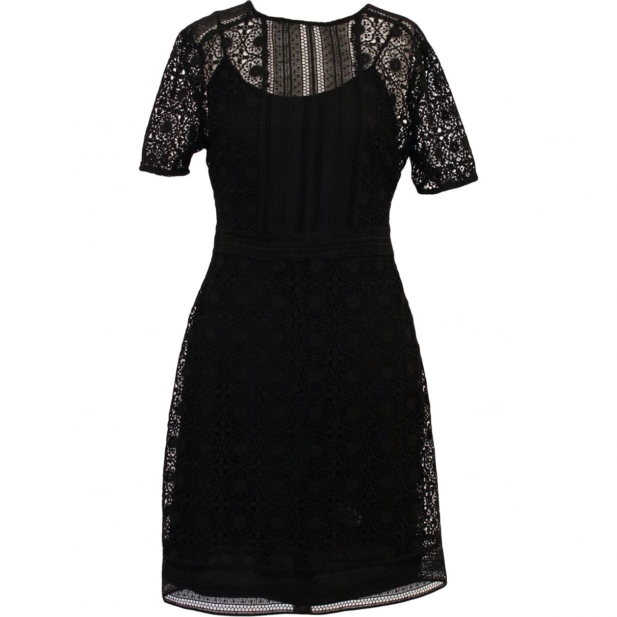 Mango \N Black dress for Women S International