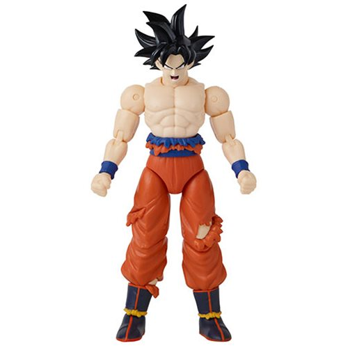 Dragon Ball Stars Instinct Goku Action Figure