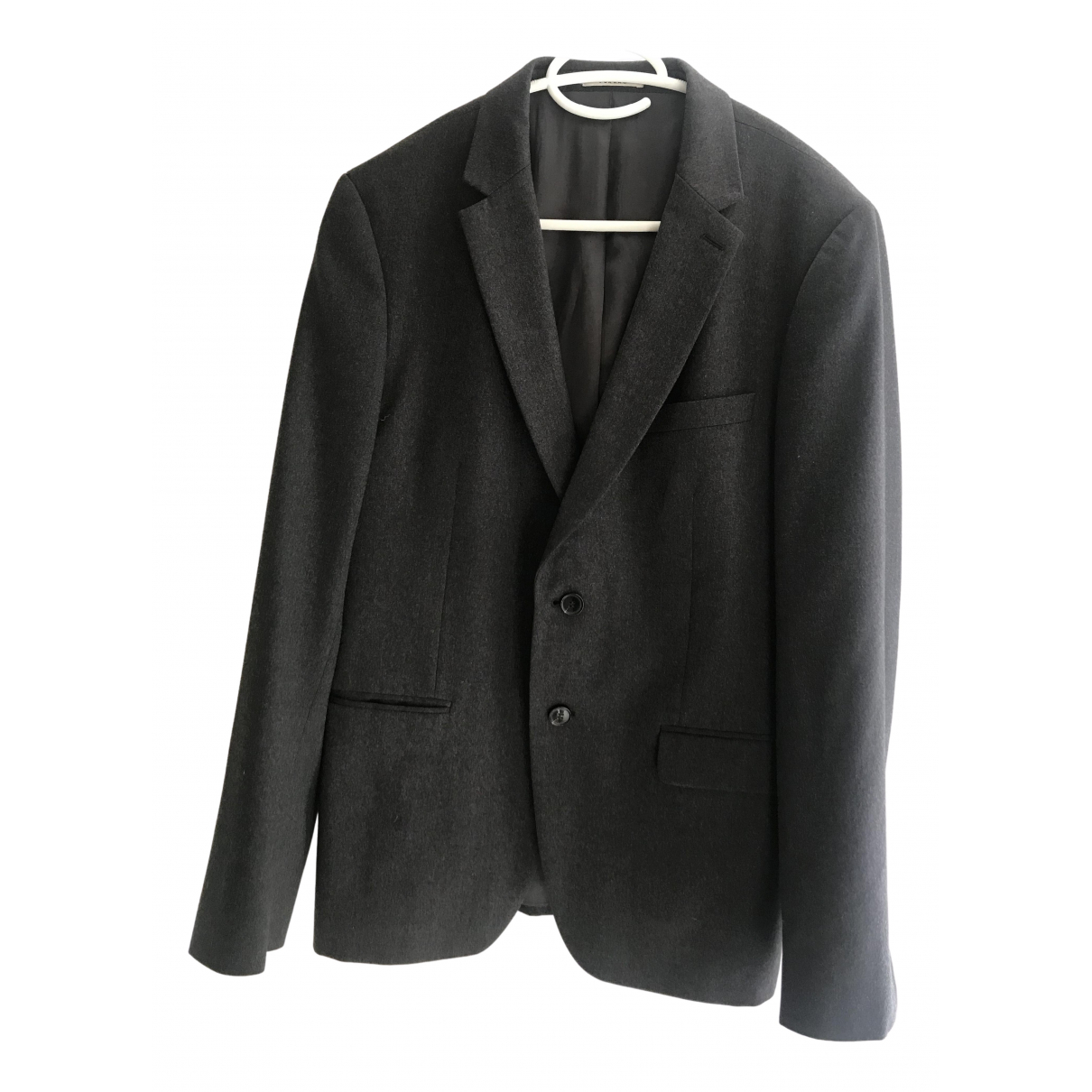 De Fursac N Grey Wool jacket  for Men 50 FR