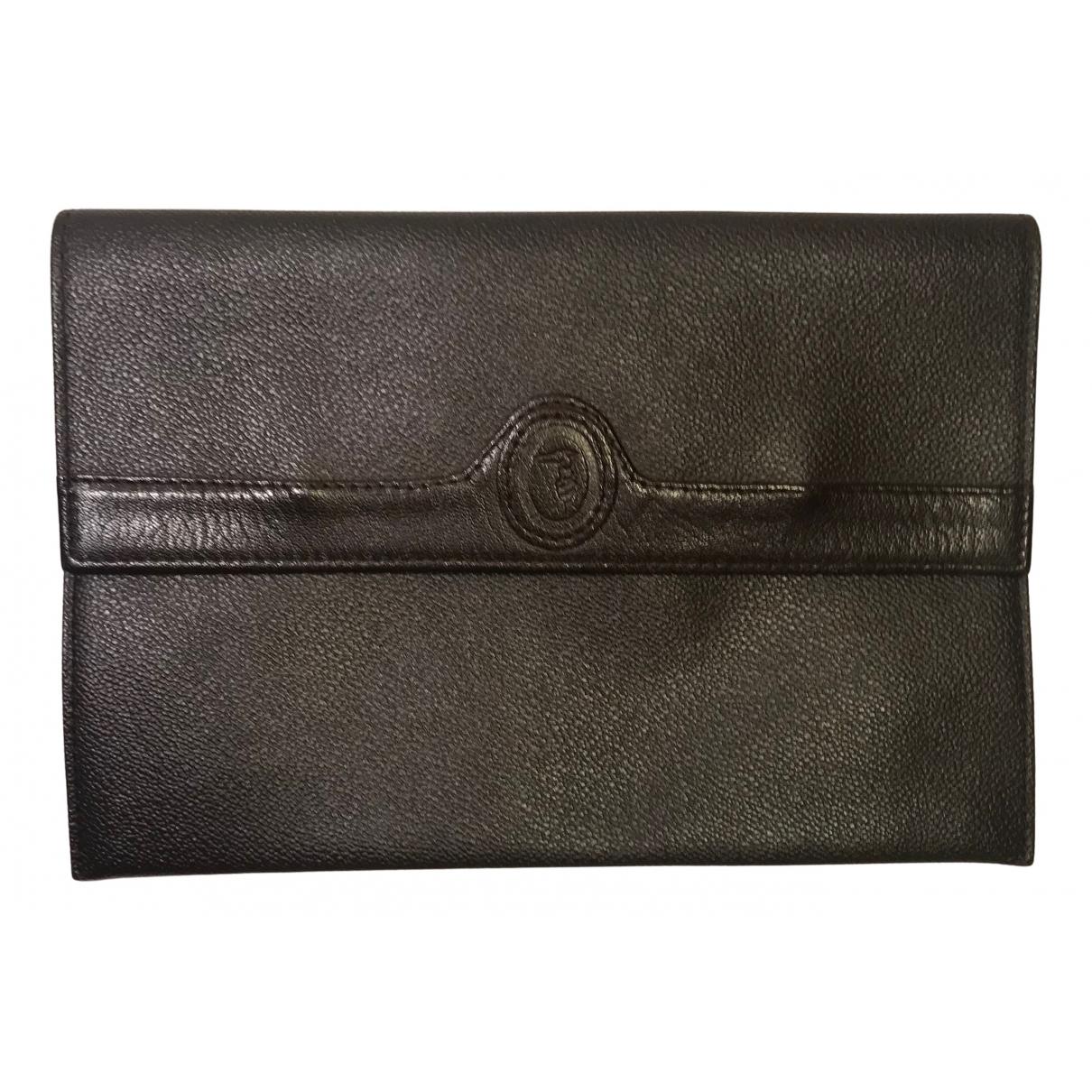 Trussardi N Brown Leather handbag for Women N