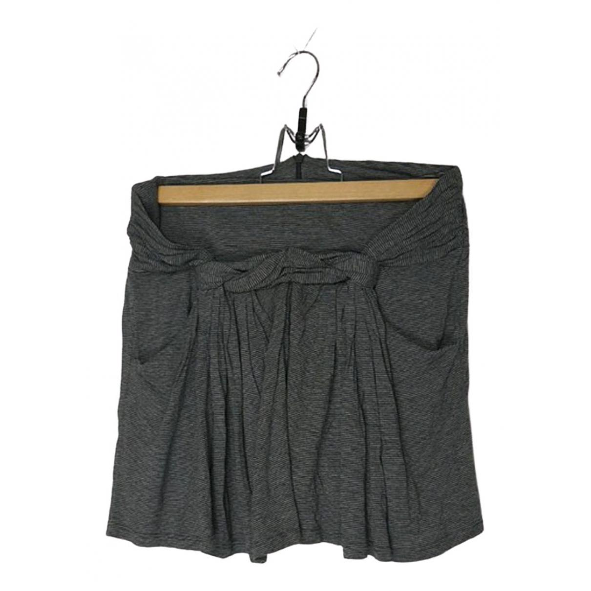 Comptoir Des Cotonniers - Jupe   pour femme - gris