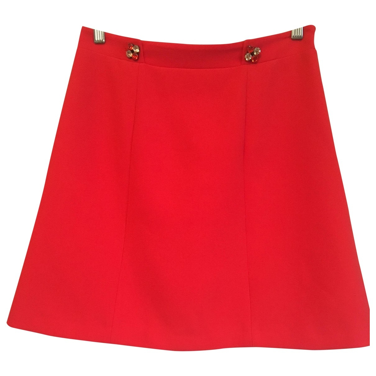 Tara Jarmon - Jupe   pour femme - rouge
