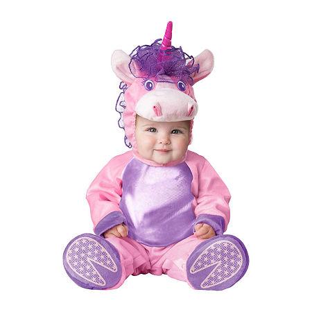Lil' Unicorn Infant Costume Costume, 6-12 Months , Multiple Colors