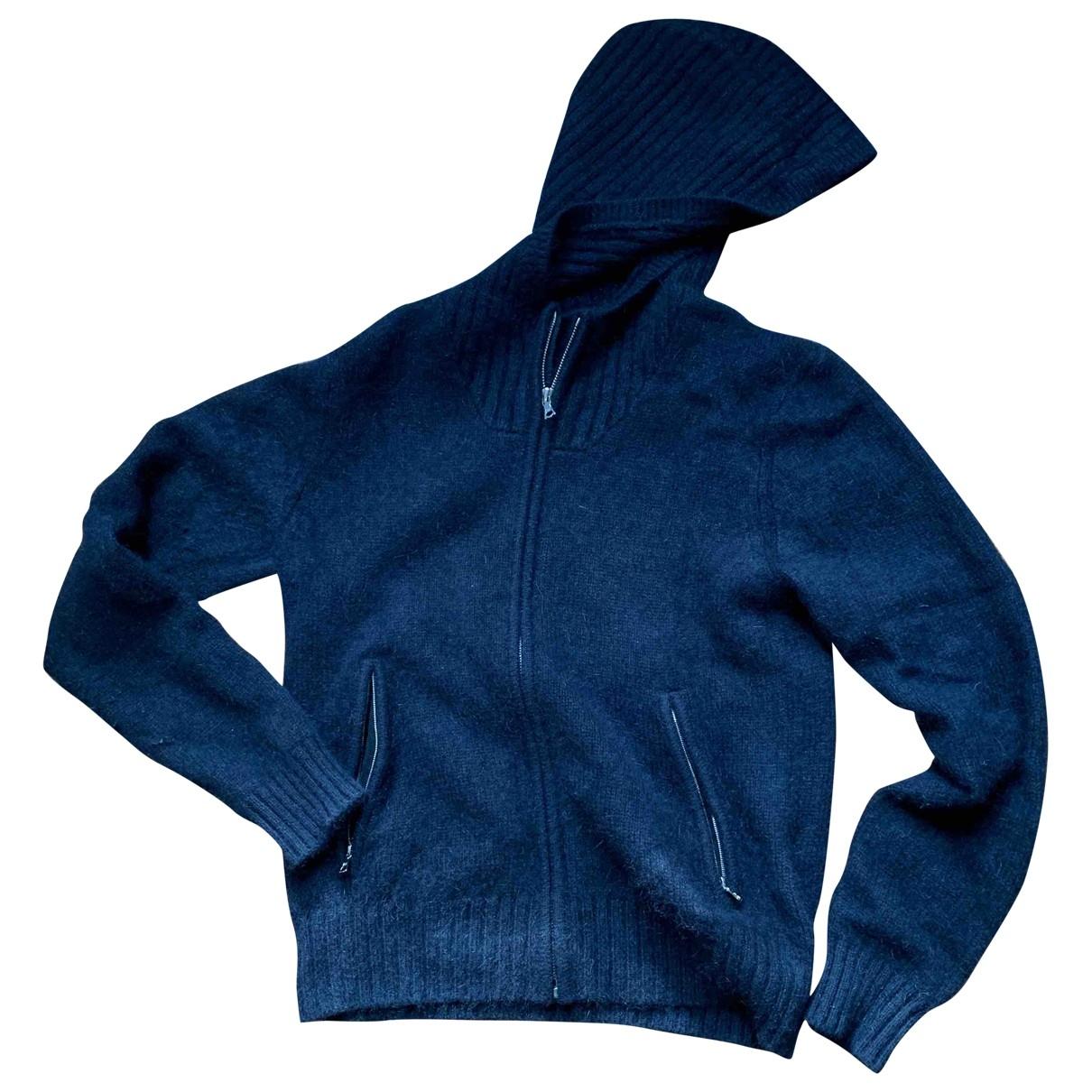 The Kooples - Pulls.Gilets.Sweats   pour homme en laine - noir