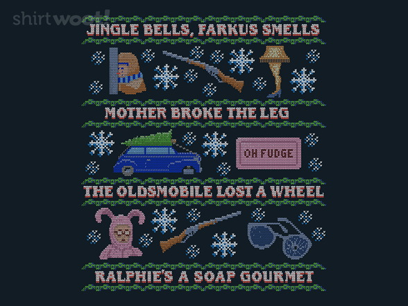 Ugly Holiday Sweater: 2019 T Shirt