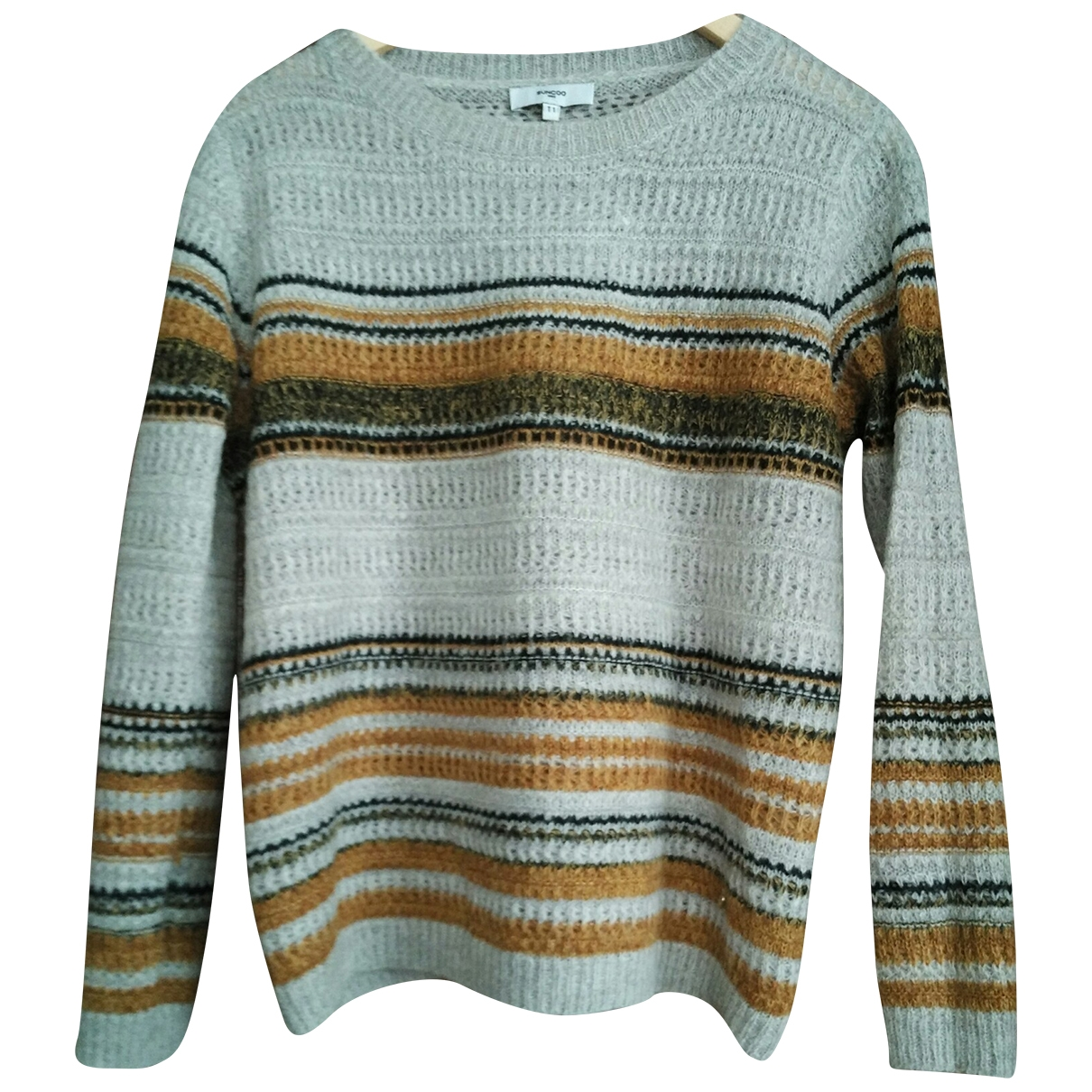 Suncoo \N Grey Knitwear for Women 1 0-5