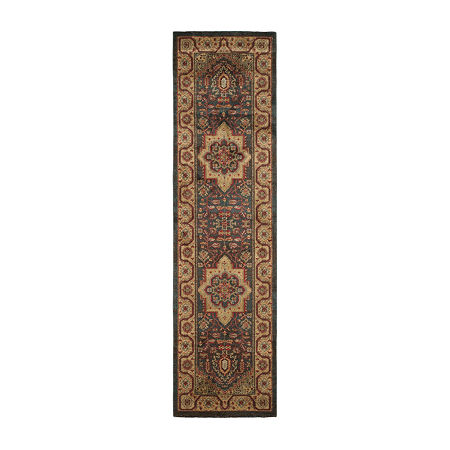 Safavieh Mahal Collection Flowers Oriental Runner Rug, One Size , Multiple Colors