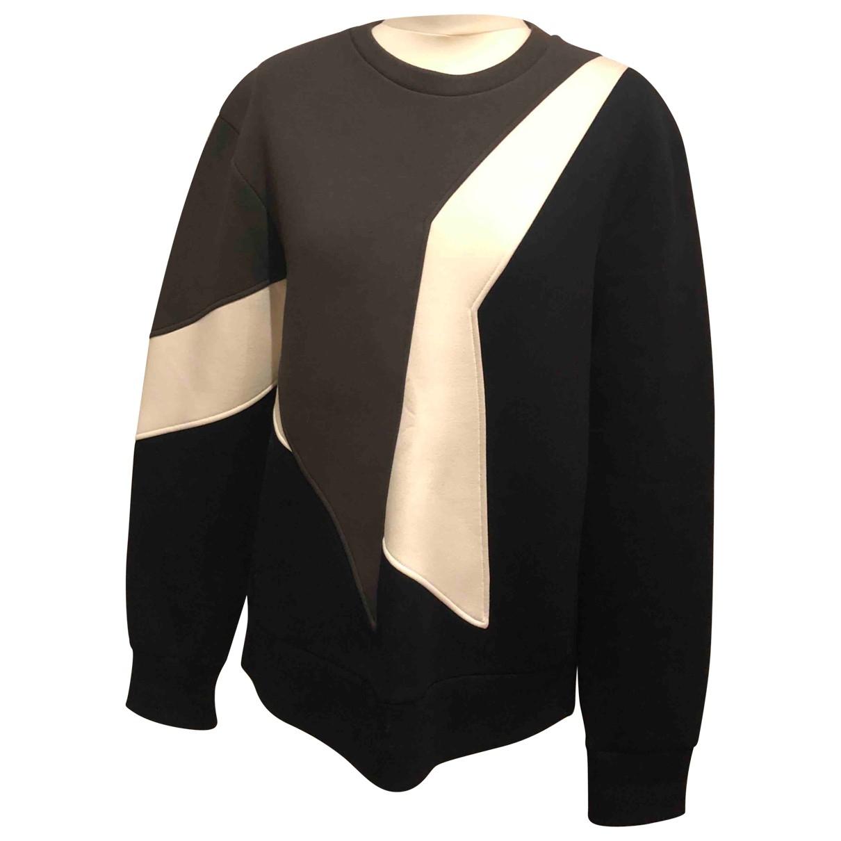 Neil Barrett \N Pullover.Westen.Sweatshirts  in  Bunt Baumwolle