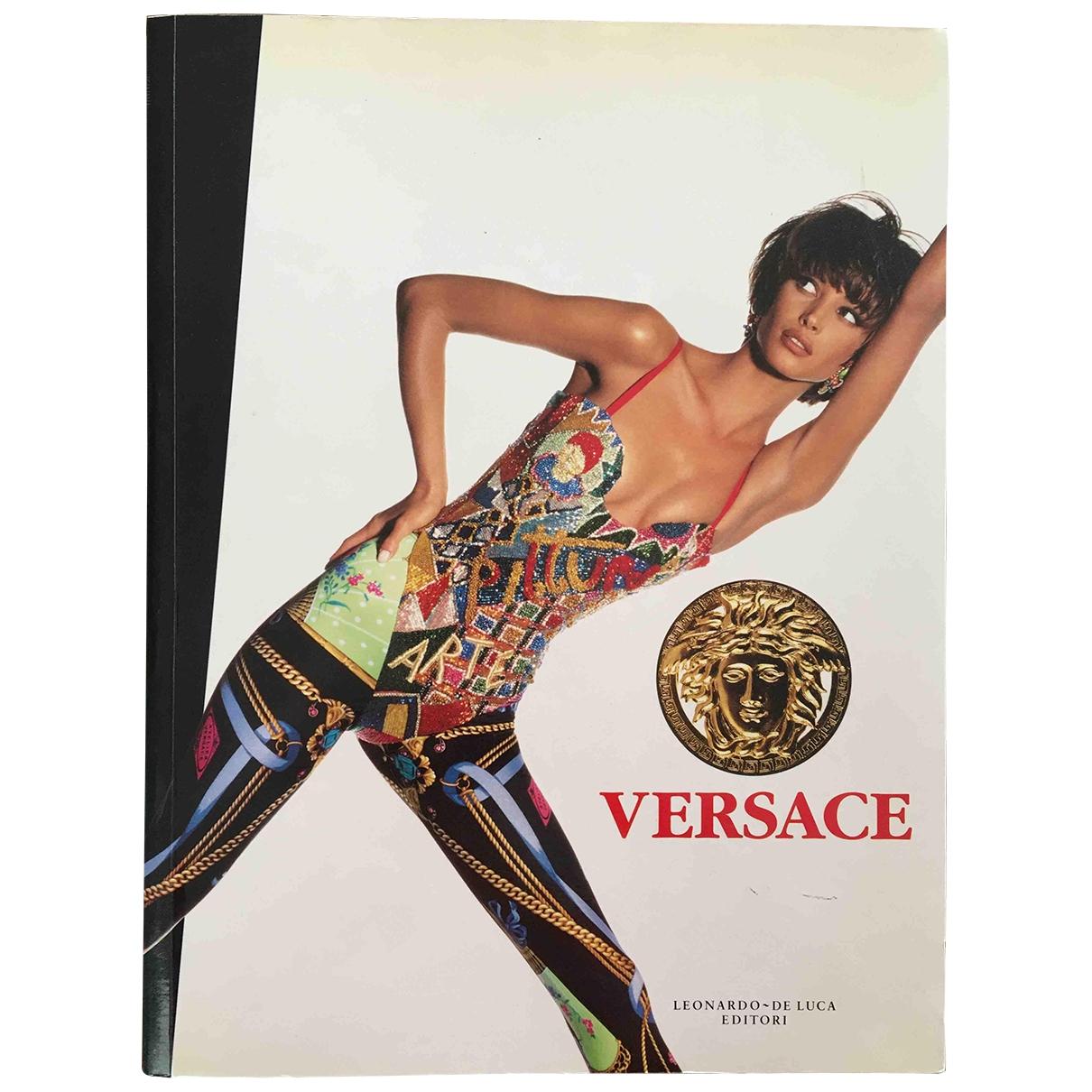 Gianni Versace - Mode   pour lifestyle en coton - multicolore