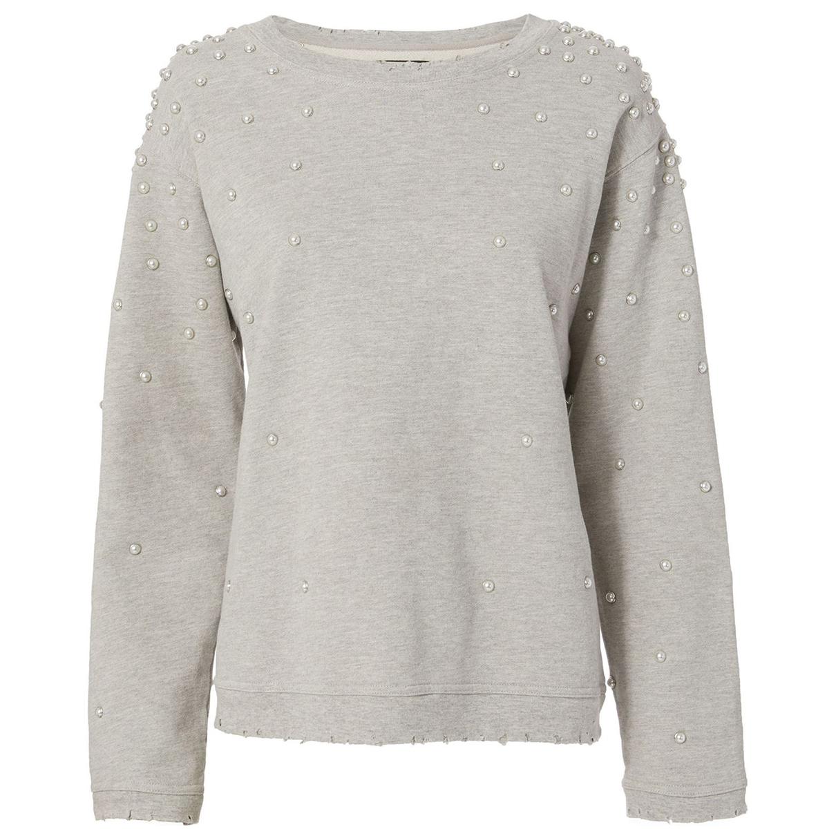 Rta N Grey Cotton Knitwear for Women S International