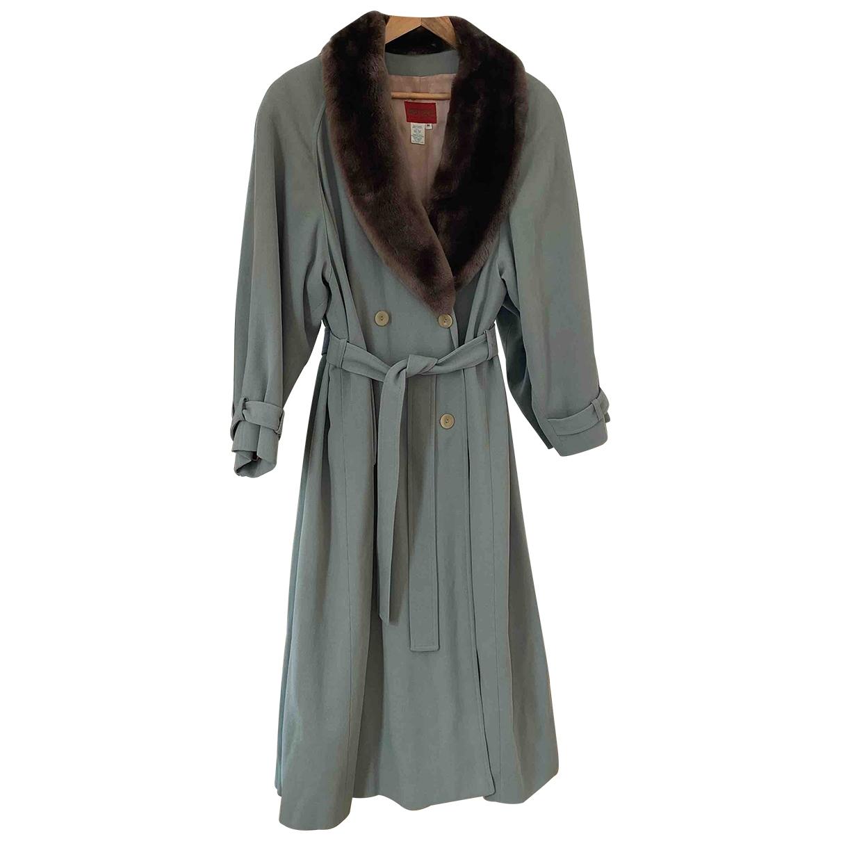 Kenzo - Manteau   pour femme en laine