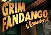Grim Fandango Remastered PS4 US Key