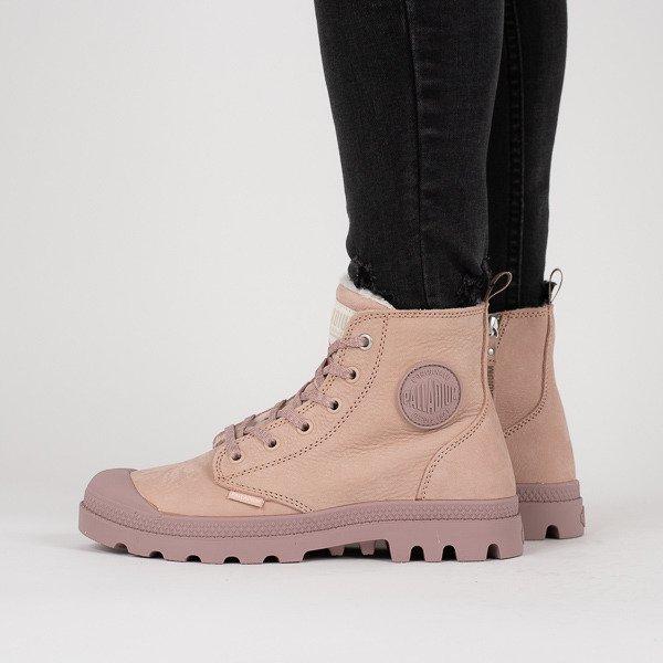 Boots femme Palladium Pampa 95982-671-M