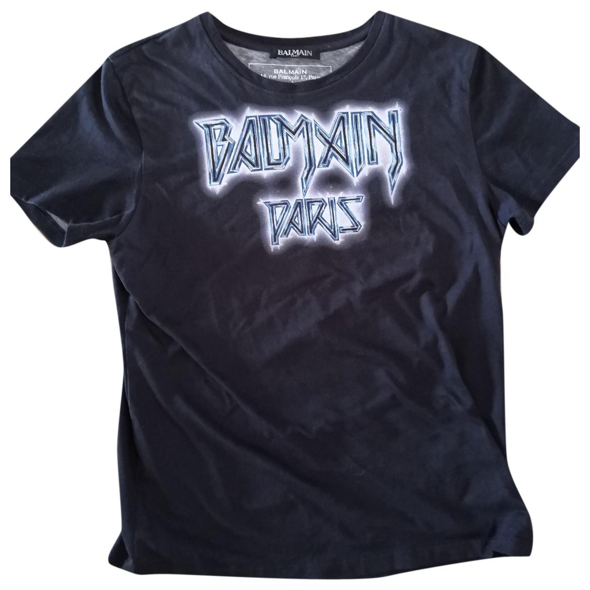 Balmain - Top   pour enfant en coton