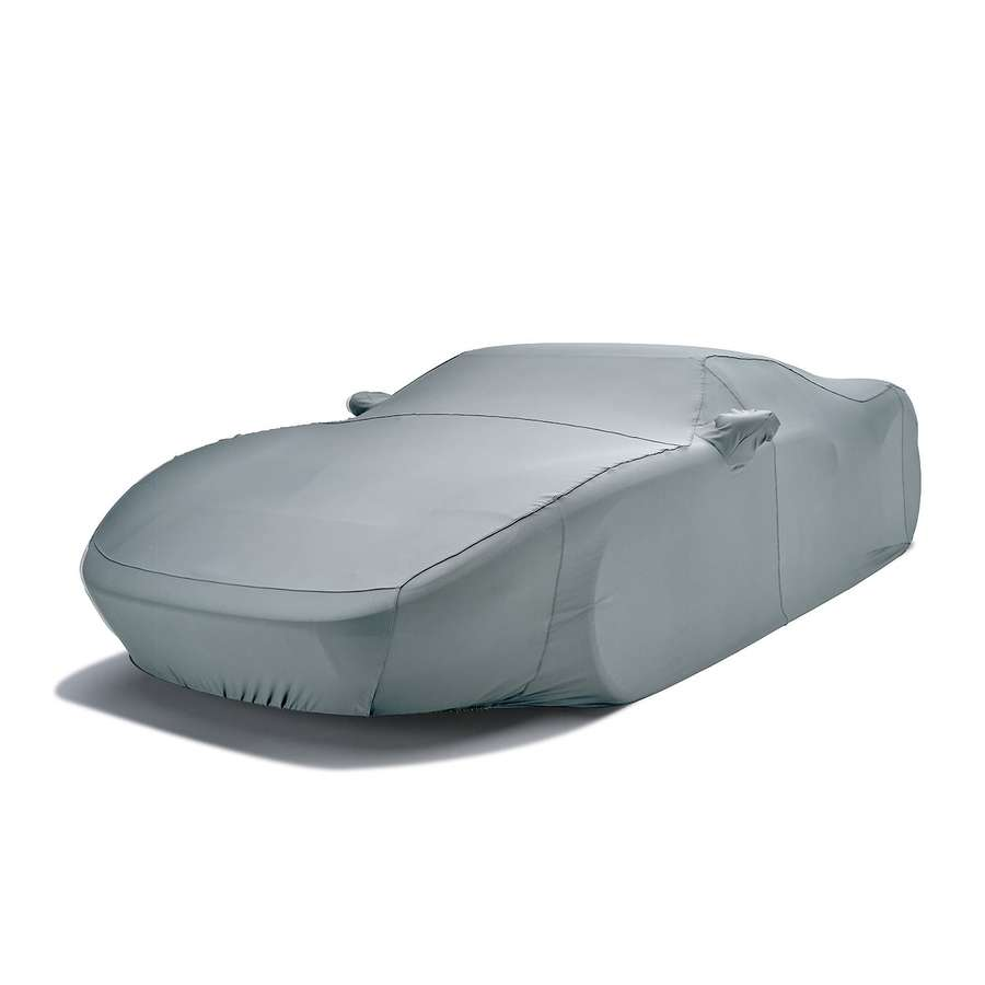 Covercraft FF13156FG Form-Fit Custom Car Cover Silver Gray Ford Mustang 1971-1973