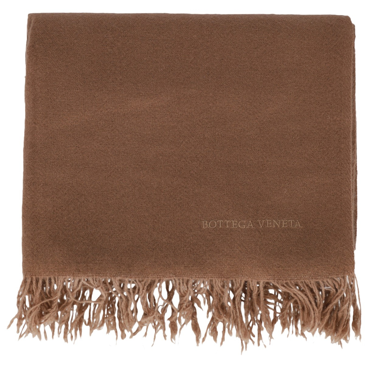 Bottega Veneta \N Beige Wool scarf for Women \N