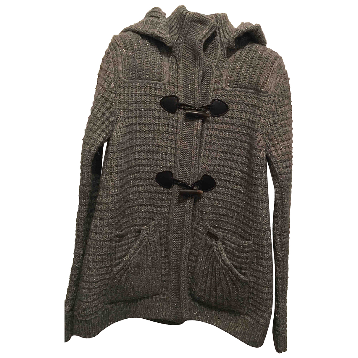 Bark - Manteau   pour femme - gris