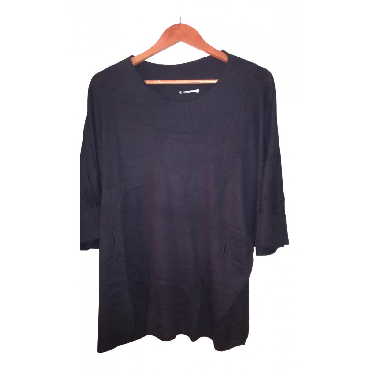 Kenzo - Pull   pour femme en soie - noir
