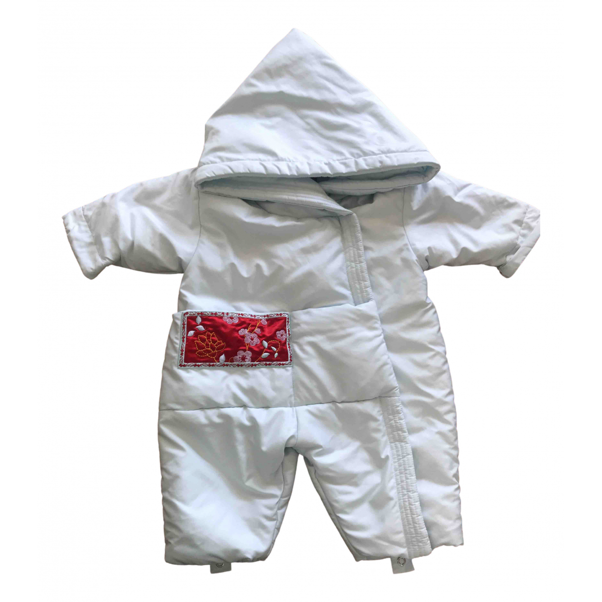Kenzo - Les ensembles   pour enfant - blanc