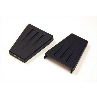 AMI Billet Hinge Cover (Black) - 3503K