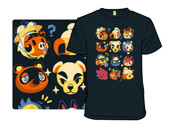 The Islanders T Shirt