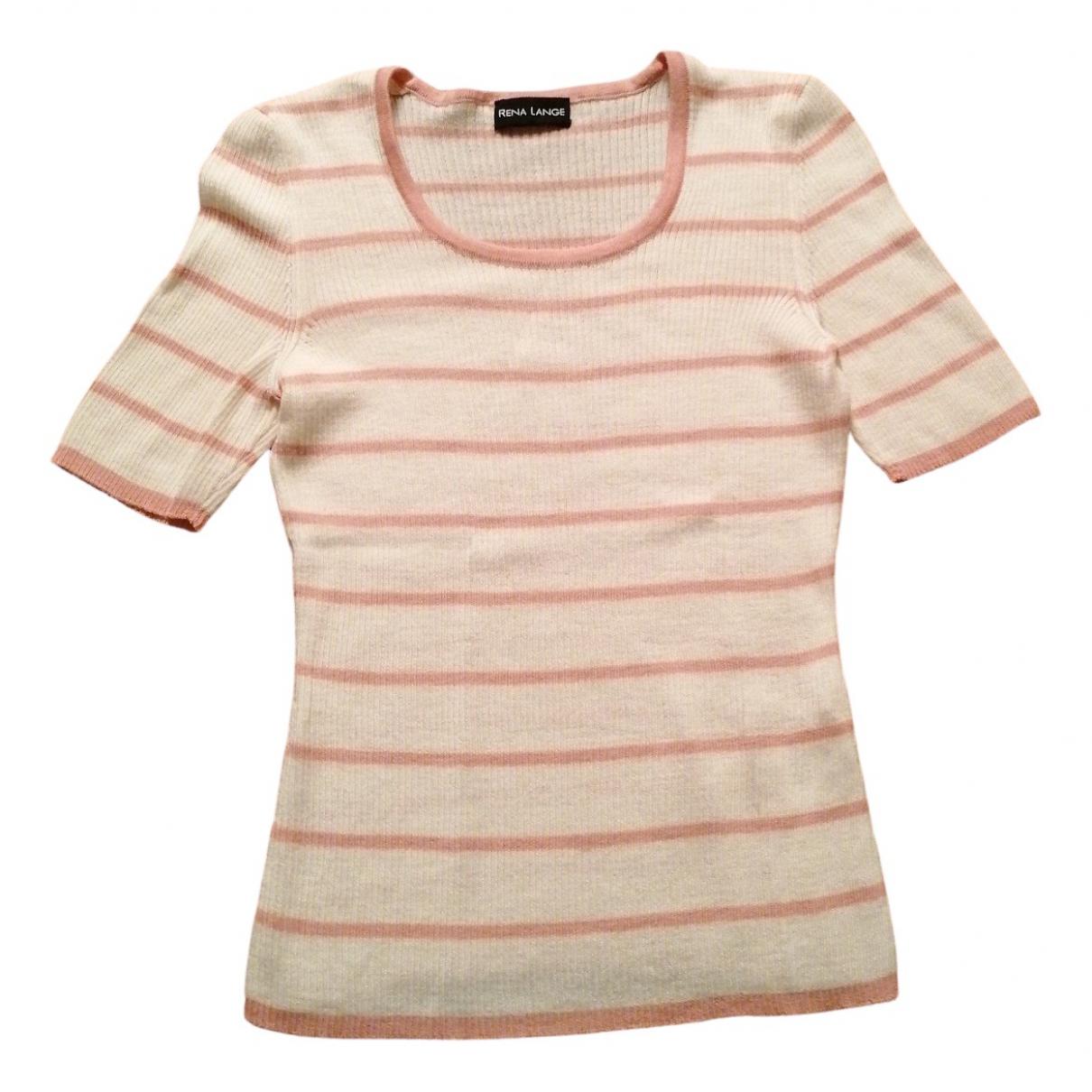 Camiseta de Seda Rena Lange