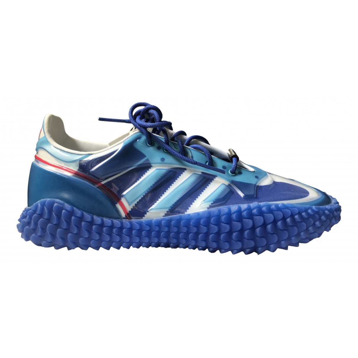 Adidas X Craig Green - Baskets   pour homme en toile - bleu