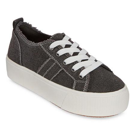Pop Womens Berkley Slip-On Shoe, 11 Medium, Black