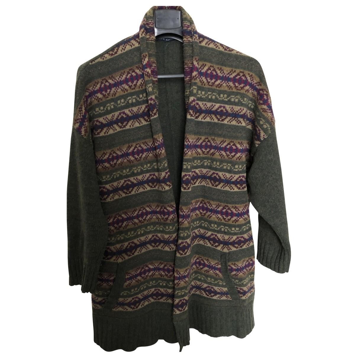 Ralph Lauren \N Green Wool Knitwear for Women S International