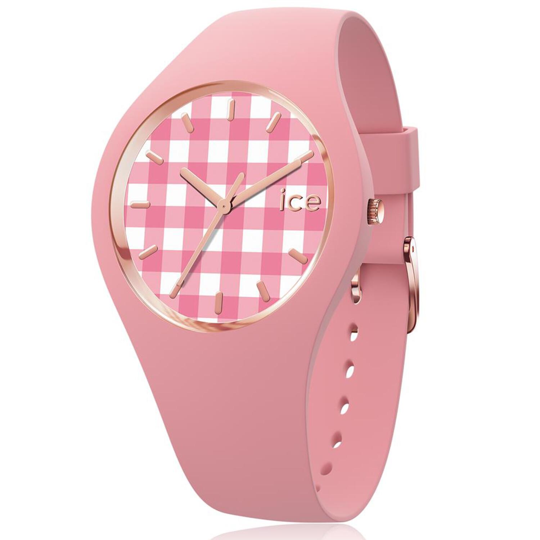 Ice-Watch Women's Change 016053 Pink Silicone Quartz Fashion Watch