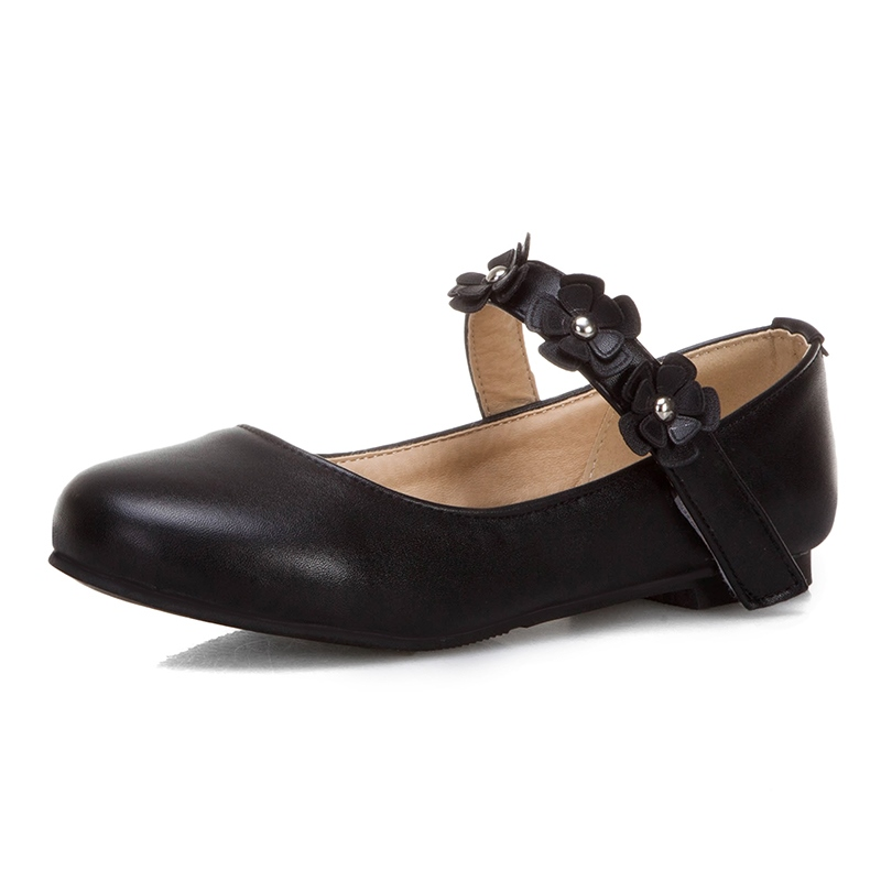 Ericdress Block Heel Round Toe Thread Casual Thin Shoes