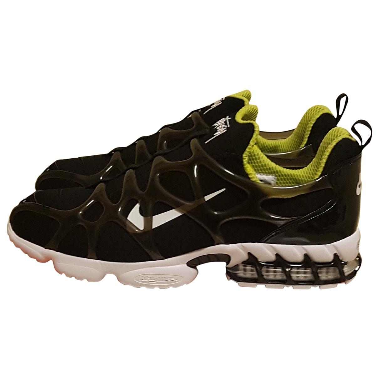 Nike X Stussy - Baskets   pour homme en toile - noir
