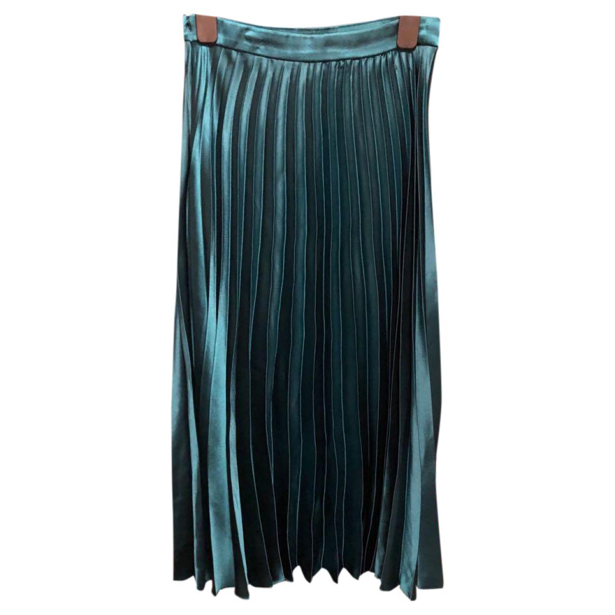 Asos \N Rocke in  Gruen Polyester