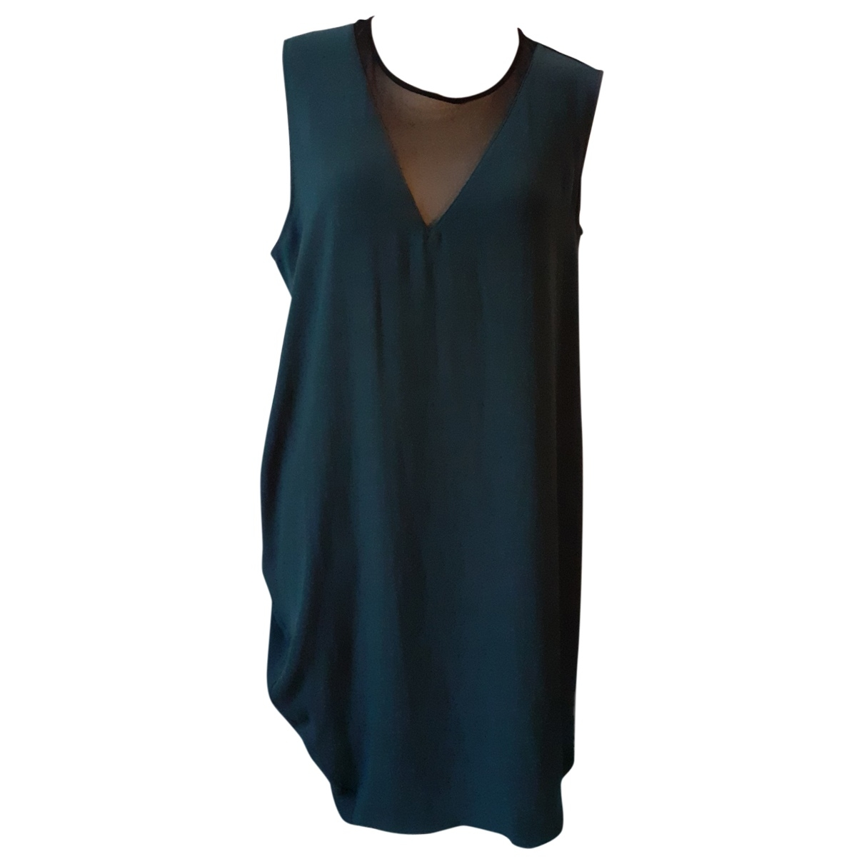 Helmut Helmut Lang \N Green dress for Women 42 FR