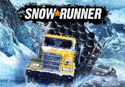 SnowRunner EU XBOX One CD Key