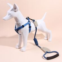1 Stueck Minimalistische Hundeleine & 1 Stueck Hundegurt