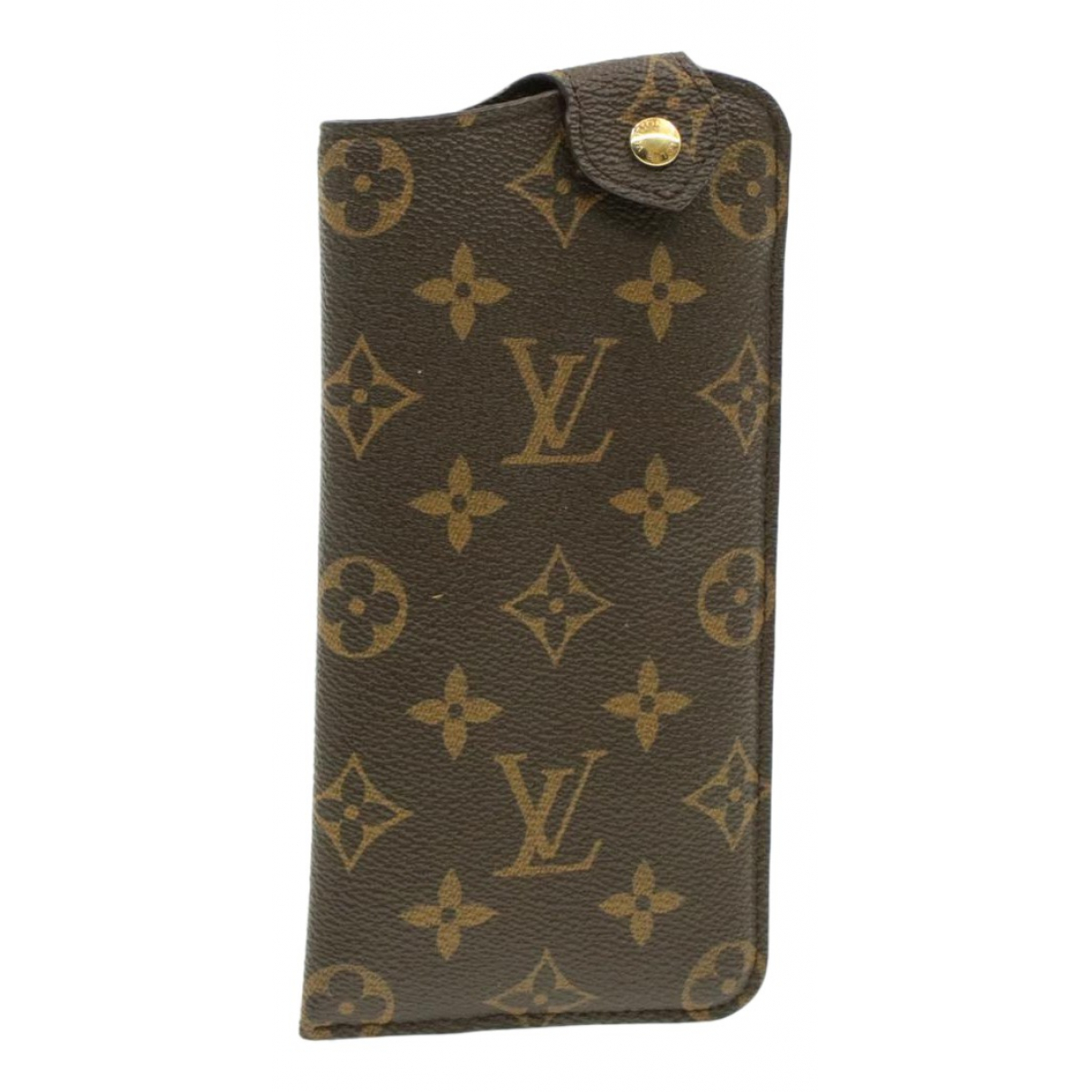 Louis Vuitton \N Brown scarf for Women \N