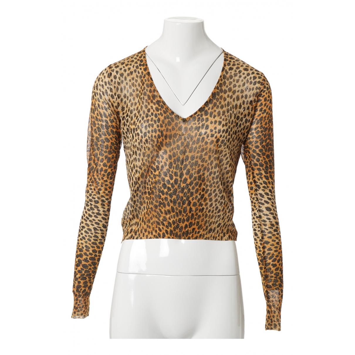 Dolce & Gabbana - Top   pour femme - marron