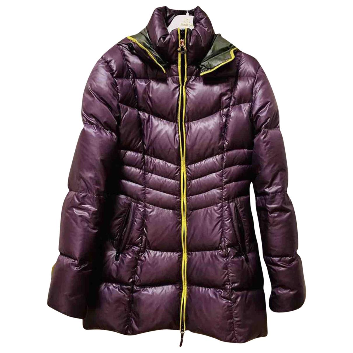 - Manteau   pour femme - violet