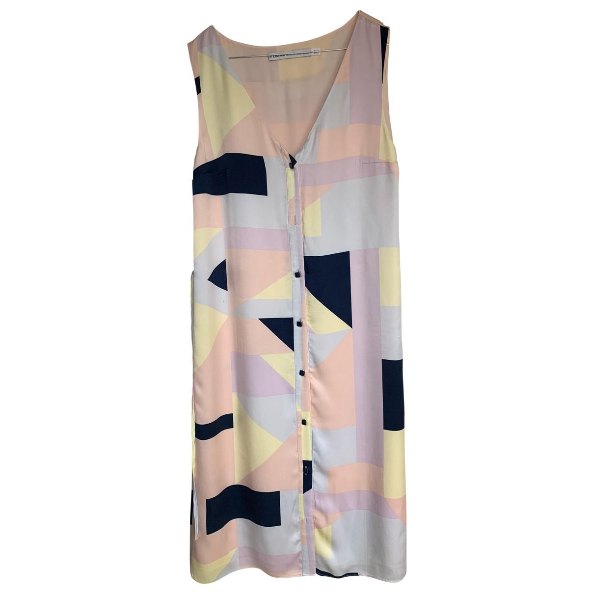 & Stories \N Multicolour Silk dress for Women 34 FR