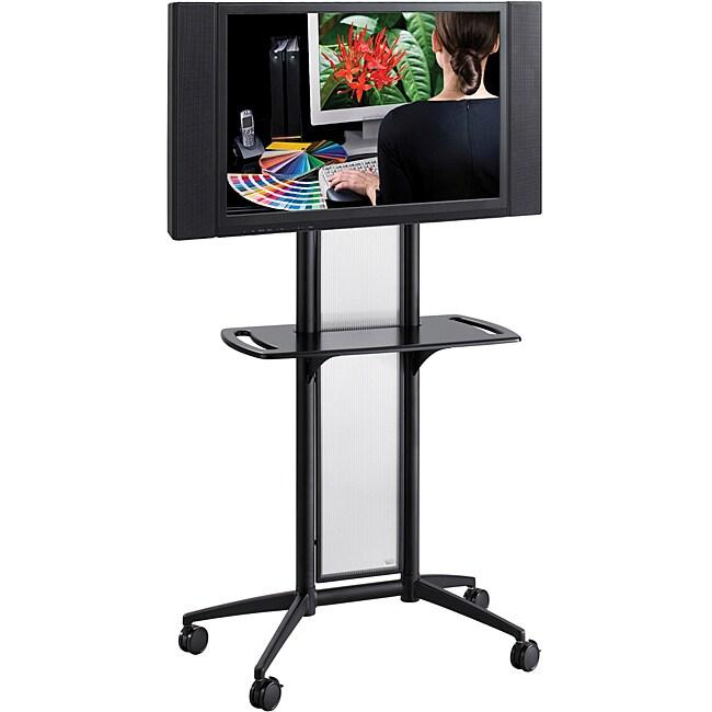 Safco Impromptu Flat Panel TV Cart (Black)